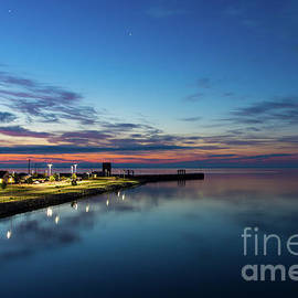 Jennifer White - Mackinaw City Dawn