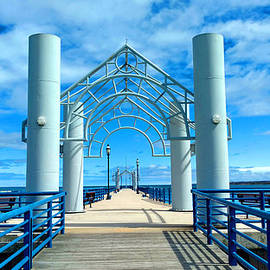Michael Rucker - Mackinaw City Pier
