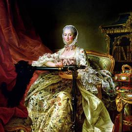 Olivier Blaise - Madame de Pompadour