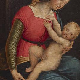 Gerolamo Giovenone - Madonna and Child