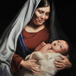 Sister Laura McGowan - Madonna and Child