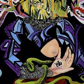 MADONNA and Snake