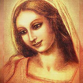 Ananda Vdovic - Madonna Drawing