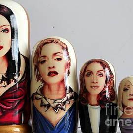 Viktoriya Sirris - Madonna Nesting Doll