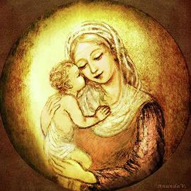 Ananda Vdovic - Mary and Jesus