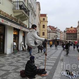 Margaret Brooks - Magic in Prague