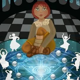Lee DePriest - Magic Light circle