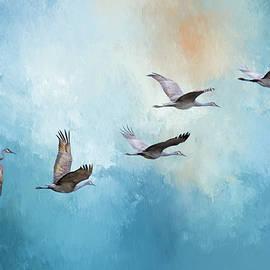 Jordan Blackstone - Magic Of Beginnings - Bird Art