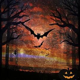 Magic of Halloween by Maria Urso