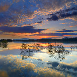 Magic reflections by Guido Montanes Castillo