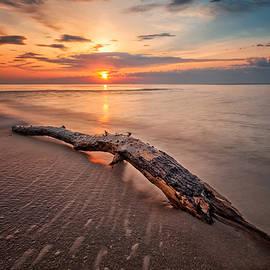 Magic sunrise by Evgeni Ivanov