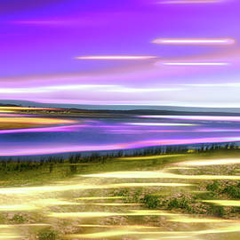 Miroslava Jurcik - Magic Swirls Of Lake Wollumboula