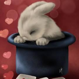 Veronica Minozzi - Magical bunny