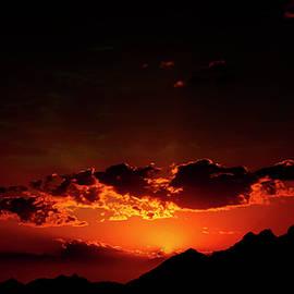 Johanna Hurmerinta - Magical Sunset In Africa 2