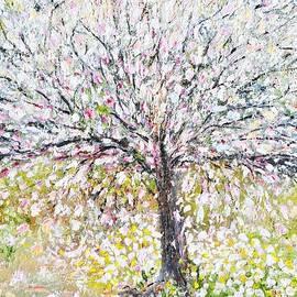 Magnolia Blossom by Evelina Popilian