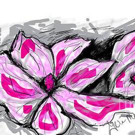 Magnolia by Geraldine Myszenski