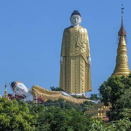 Maha Bodhi Tahtaung  - Myanmar - Joana Kruse
