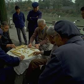 Travel Pics - Mahjong in Guangzhou