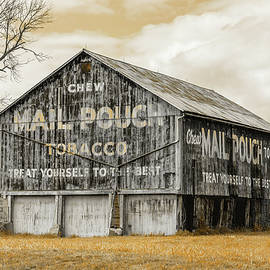 Stephen Stookey - Mail Pouch Barn - US 30 #3