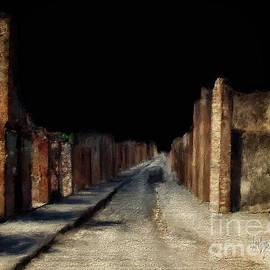 Lois Bryan - Main Street, Pompeii