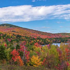 Mark Papke - Maine Fall Landscape
