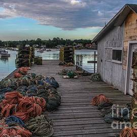 Joe Faragalli - Maine Fishing Village