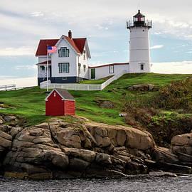 Anne Hogins - Maine Lighthouse