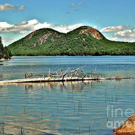 Raymond Earley - Maine Mountains HDR