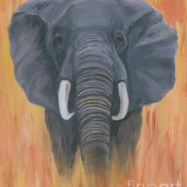 Gloria Condon - Majah- the elephant
