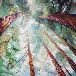 Cedar Lee - Majestic Giants