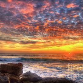 Reid Callaway - Majestic Pacific Sunset Waianae Oahu Hawaii Collection Art
