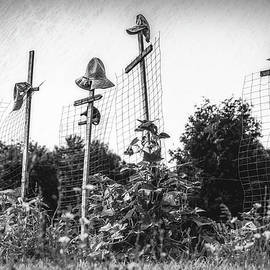 Makeshift Scarecrows - Tom Mc Nemar