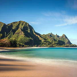 Makua Beach Kauai by Pierre Leclerc Photography