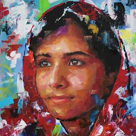 Malala Yousafzai II - Richard Day