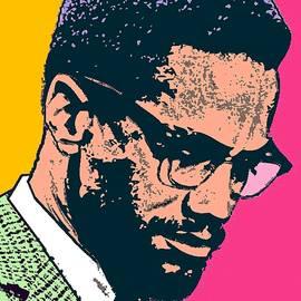 Otis Porritt - Malcolm X 2 Alt