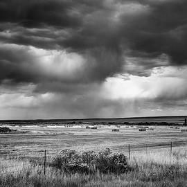 Malheur Storms Clouds by Steven Clark