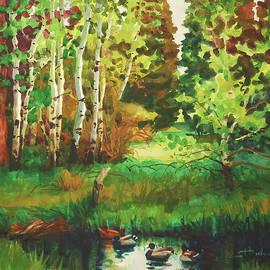 Mallard Grove by Steve Henderson