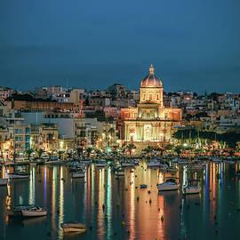 Malta Blue 6 by Nisah Cheatham