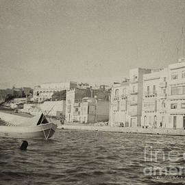 Maltese Boat by Charles McKelroy