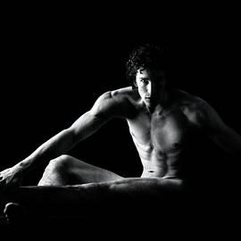 Man by Sofig Art Photo