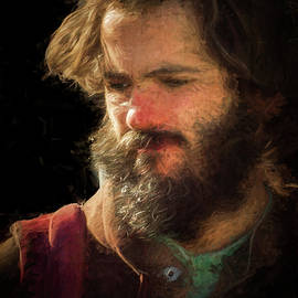 Bill Fowler - Man with Beard