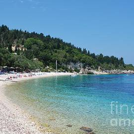 David Fowler - Manadendri beach on Paxos