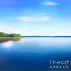 Manasquan Reservoir by Catia Lee