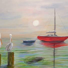Ken Figurski - Manatee And Pelican Bay