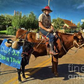 Mancos Colorado Sheriff by Janice Pariza