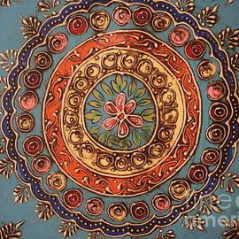 Dora Sofia Caputo Photographic Art and Design - Mandala from India