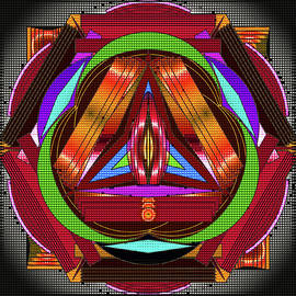 Mario Carini - Mandala Lights