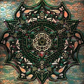 Artful Oasis - Mandala of Winners