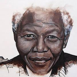 Mandela by Line Daniloff Soerlie