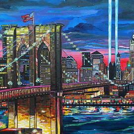 Manhattan Kinda Night by Patti Schermerhorn